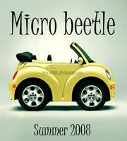 Micro Beetle by Osox