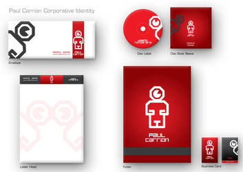 Paul Carrion Branding by Osox