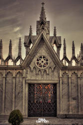 mausoleum by Osox