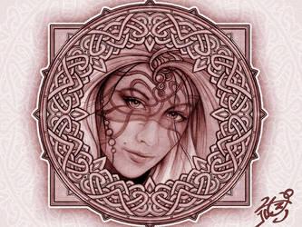 False Rose by MermaliorX
