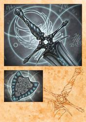 Blade 2 by MermaliorX