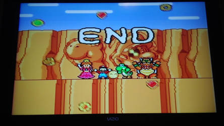 Yoshi's Cookie SNES Ending by JerryGamer720