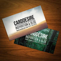 7 Free Business Card Templates by MosheSeldin