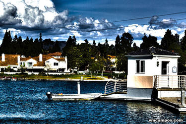 HDR Lakehouse by vmcampos