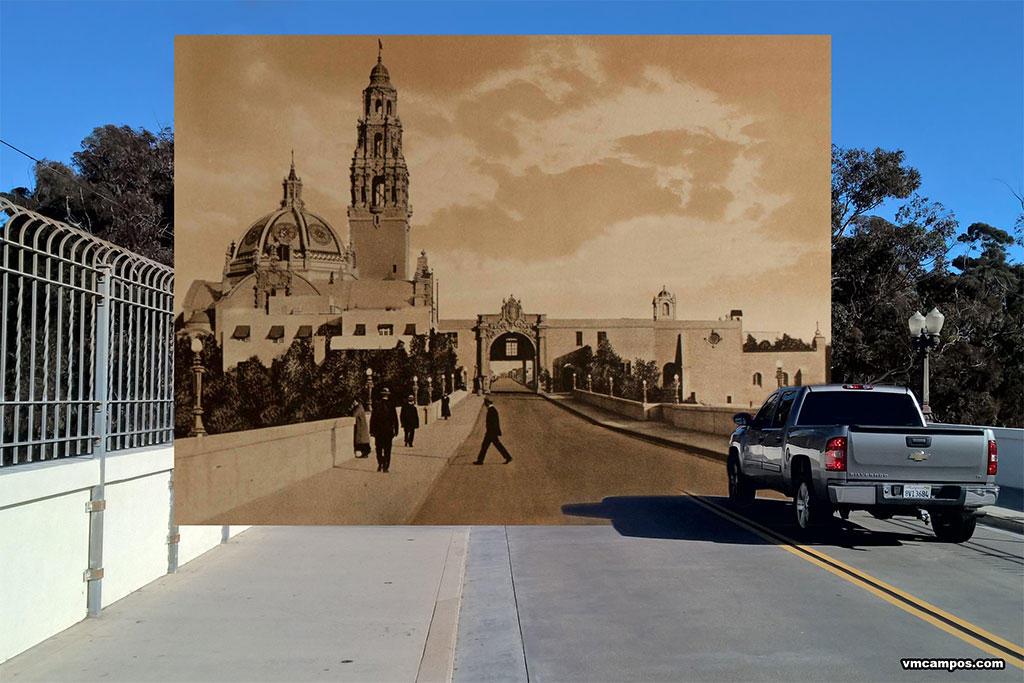 Balboa Park 1915 - 2015 by vmcampos