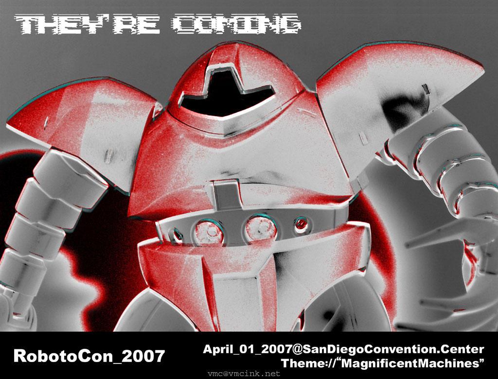 RobotoCon_2007 by vmcampos