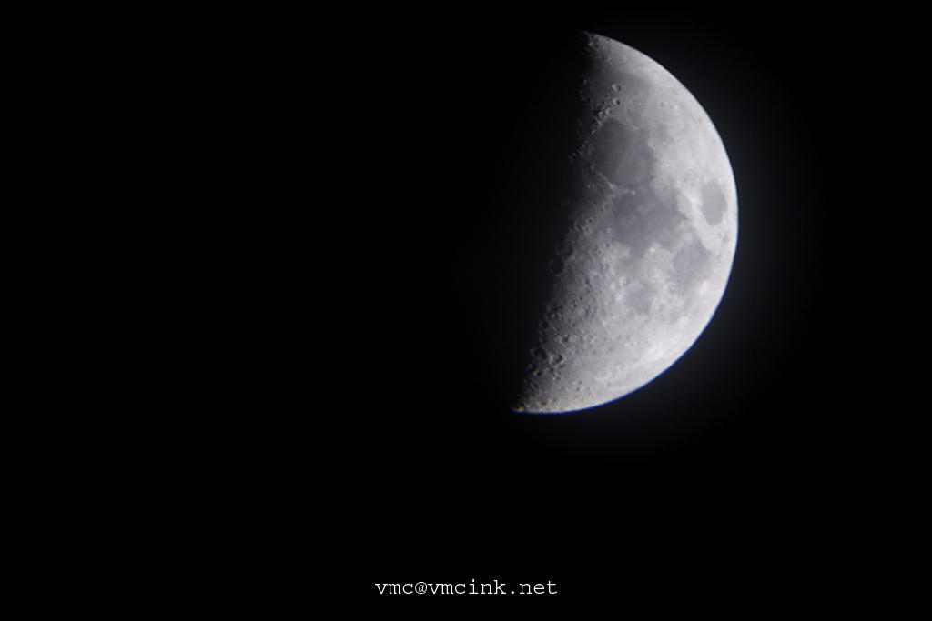 The Moon 0815 by vmcampos