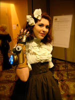 Steampunk Fashion Show - DC 09 by HelenaTears