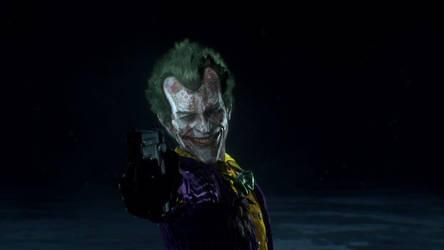 Batman Arkham Knight: Miss me? by InsaneButcher