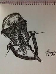 Maskmen by ELSylant
