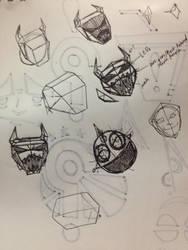 Mask sketch dump by ELSylant