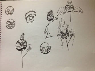 Sketchdump4 by ELSylant