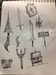 Sketchdump5 by ELSylant