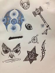 Sketchdump6 by ELSylant