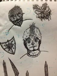 Sketchdump8 by ELSylant