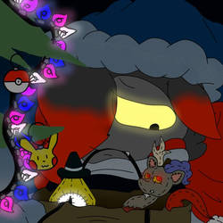 a chaotic dreamer christmas by pokeyinmypocket