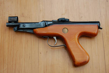 Diana mk4 air pistol by johnbaz