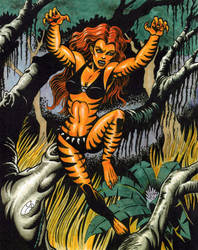 TIGRA on the HUNT by Ragnaroker