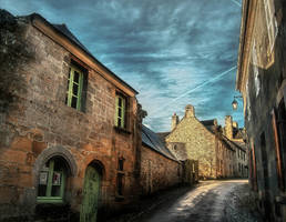 Old street by kakobrutus