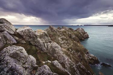 Pointe de Dinan by kakobrutus