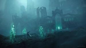 Ghost Town by GabrielBStiernstrom