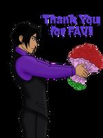 Thank You Fav by GrumpyVampire