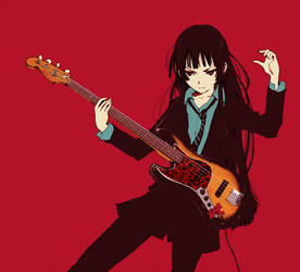 Left Handed Girl by tamaokibenkyo