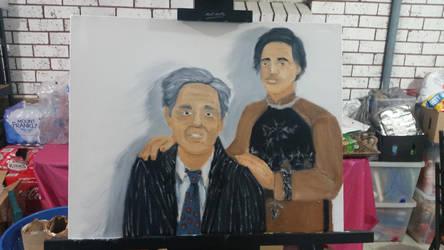 Grandparents by iamthek3n