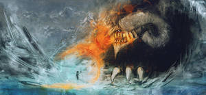 Dragon by Anselmeth