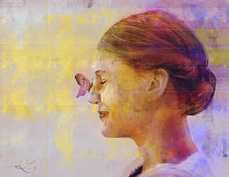 Big sister by Anselmeth