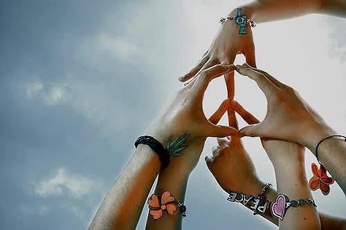 Peace by WorldOfChancesforU