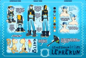 Leprekun (n' Blink) - Reference by Cryogenix-I