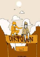 DIRTOWN - Pagina 00 - Portada del capitulo 1 by mag744