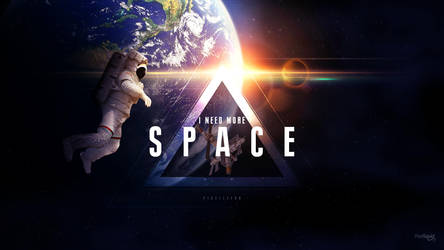 Space by pixelzeesh