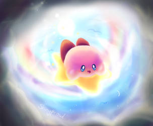 Kirby's Sky by Shinyprowl