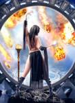The Wrath of The Goddess (2013) by Kiriya