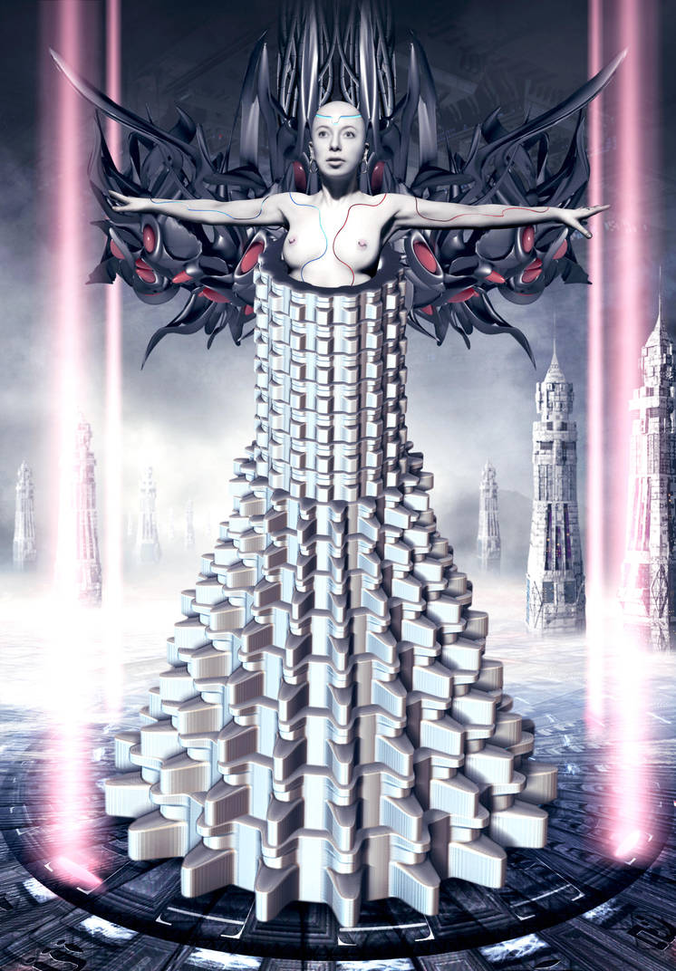 Artificial Messiah (2014) by Kiriya