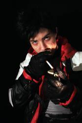 Red Hood (Arkham Knight) - cosplay by Tenraii