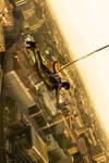 Nightwing cosplay - Deep Dive by Tenraii