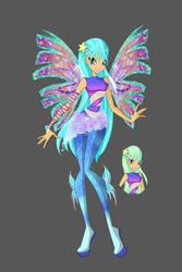 Layla Sirenix by EnchantedByMagic