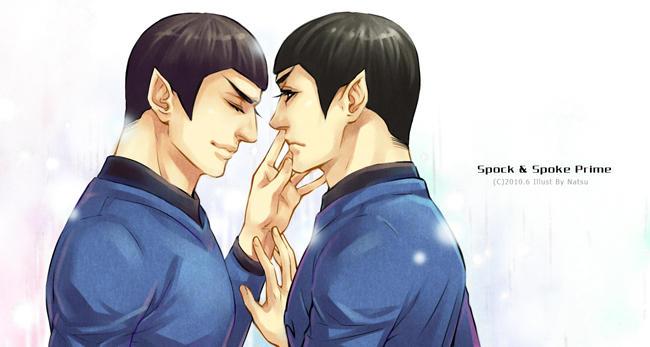 Spock by Athew