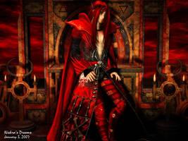 Pyrope Bloodstorm by Niekra