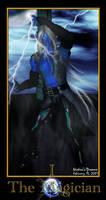 Tarot Series: The Magician by Niekra