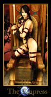 Tarot Series: The Empress by Niekra