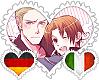 GerIta OTP Stamp by World-Wide-Shipping