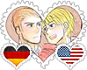 Germerica OTP Stamp by World-Wide-Shipping