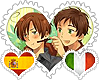 Spamano OTP Stamp by World-Wide-Shipping