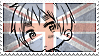 Hetalia UK - Stamp by World-Wide-Shipping