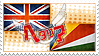 Hetalia EngSey Stamp by World-Wide-Shipping