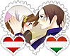 AusHun OTP Stamp by World-Wide-Shipping